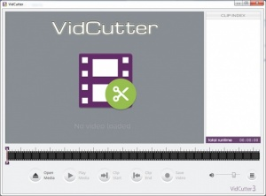 Enlarge VidCutter Screenshot
