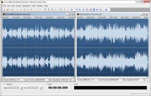 Enlarge WaveCut Audio Editor Screenshot