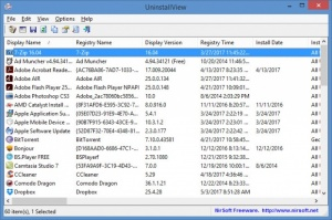 Enlarge UninstallView Screenshot