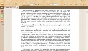 Enlarge SpdPDF Reader Screenshot