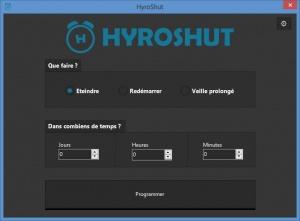 Enlarge Hyroshut Screenshot