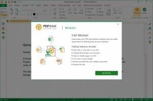 Enlarge PDFsam Enhanced Screenshot