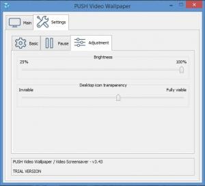 Enlarge PUSH Video Wallpaper Screenshot