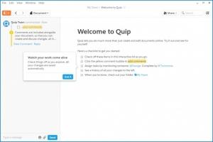 Enlarge Quip Screenshot