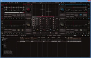 Enlarge DJ Mixer Pro Screenshot
