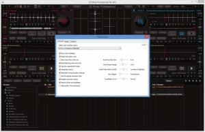 Enlarge DJ Mixer Pro Screenshot