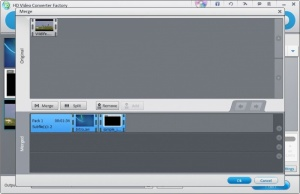 Enlarge HD Video Converter Factory Screenshot