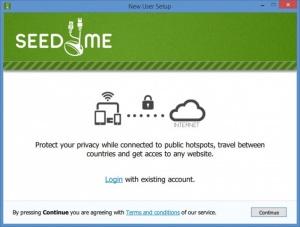 Enlarge Seed4.Me Screenshot