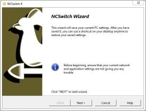Enlarge NCSwitch Screenshot