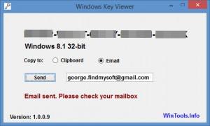 Enlarge Windows Key Viewer Screenshot
