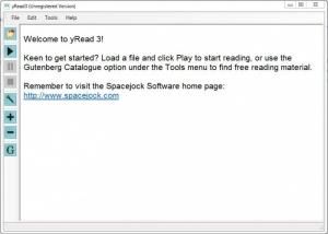 Enlarge yRead3 Screenshot