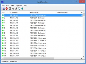 Enlarge FastResolver Screenshot