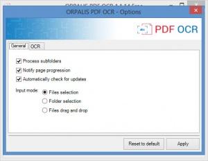 Enlarge ORPALIS PDF OCR Screenshot