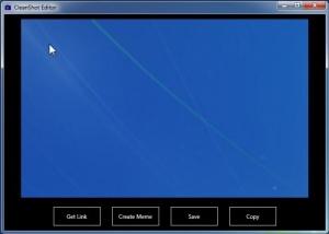 Enlarge CleanShot Screenshot