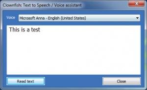Enlarge Clownfish Voice Changer Screenshot