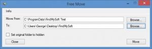 Enlarge FreeMove Screenshot