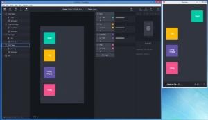 Enlarge ProtoPie Screenshot