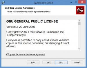 Enlarge QuickLook Screenshot