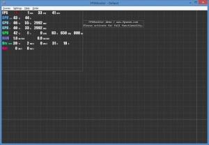 Enlarge FPS Monitor Screenshot