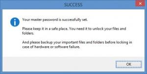 Enlarge Vovsoft Hide Files Screenshot