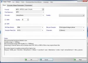 Enlarge Simple MP3 Cutter Joiner Editor Screenshot
