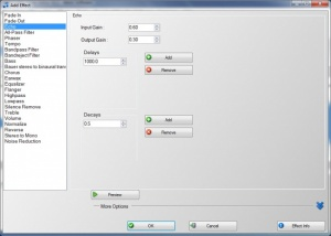 Enlarge Simple MP3 Cutter Joiner Editor Screenshot