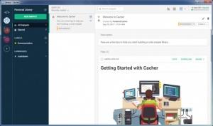 Enlarge Cacher Screenshot