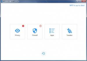 Enlarge WPD Screenshot