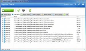 Enlarge JoyoBox Cleaner Screenshot