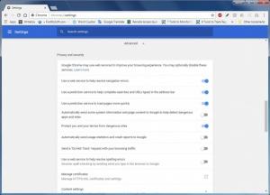 Enlarge Google Chrome Canary Screenshot