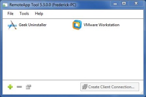 Enlarge RemoteApp Tool Screenshot