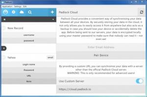 Enlarge Padlock Screenshot