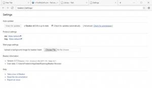 Enlarge Beaker Browser Screenshot