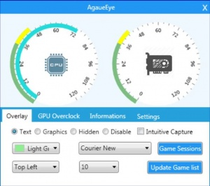 Enlarge AgaueEye Screenshot