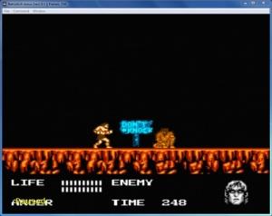 Enlarge RetroArch Screenshot