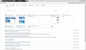 Enlarge Sushi Browser Screenshot