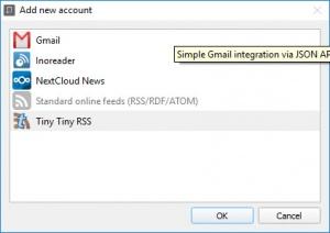 Enlarge RSS Guard Screenshot