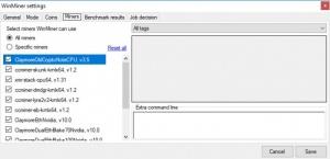 Enlarge WinMiner Screenshot