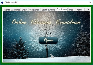 Enlarge Christmas Elf Screenshot
