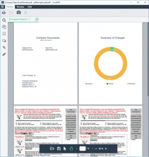 Enlarge CovePDF Screenshot