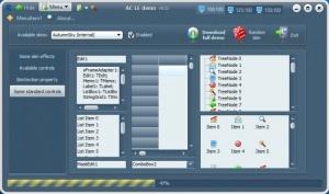 Enlarge AlphaControls Screenshot