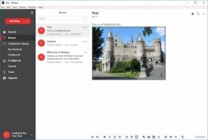 Enlarge Notejoy Screenshot