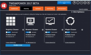 Enlarge TweakPower Screenshot