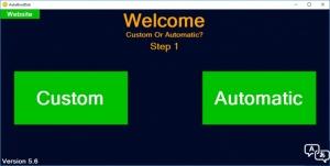 Enlarge AutoBootDisk Screenshot