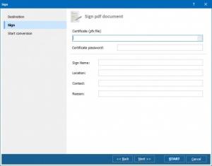 Enlarge Total PDF Converter Screenshot