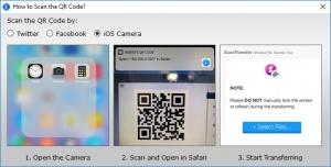 Enlarge ScanTransfer Screenshot