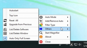 Enlarge Easy Invert Screenshot