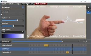 Enlarge Rebaslight Screenshot