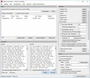 Enlarge TextConverter Screenshot