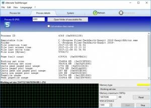 Enlarge Alternate Task Manager Screenshot